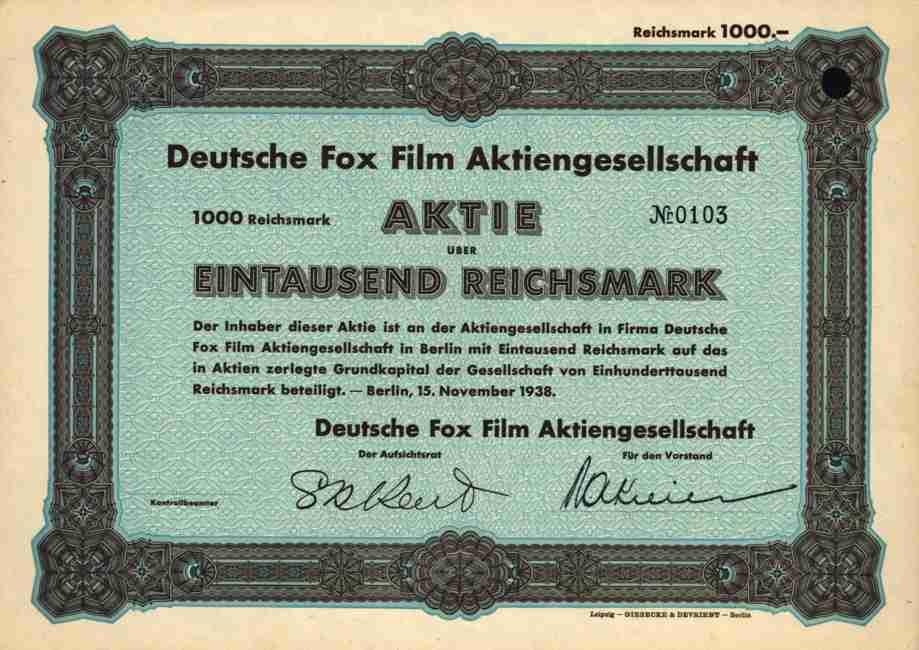 Foxtrot Film Berlin